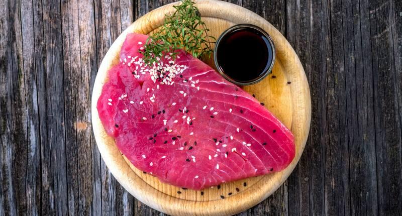 Thunfisch im Sous Vide